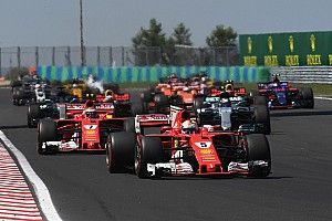 F1 could introduce standard parts, Carey says