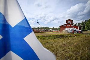 WRC Noticias de última hora La maldición de Hyundai y Sordo en Finlandia