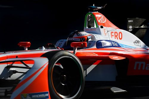 Montreal ePrix: Rosenqvist tops final qualifying, Buemi struggles