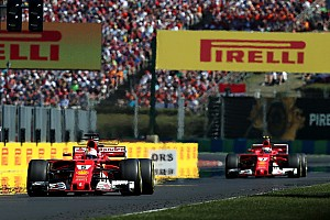 Formula 1 Breaking news Vettel admits Raikkonen