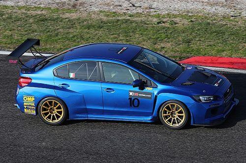 """La Subaru TCR di Top Run torna in azione ad Imola con Rangoni: """"Ma il nostro BoP è assurdo!"""""""