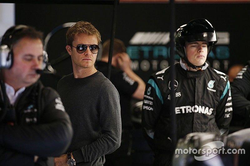 Rosberg ingin tetap terlibat di olahraga balap