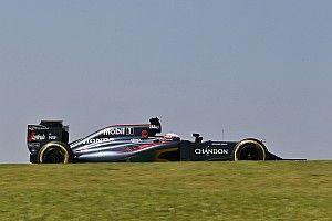 "Honda ""half happy"" with 2016 F1 progress"
