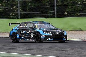 Salzburgring, Libere 2: svetta l'Audi di Comini