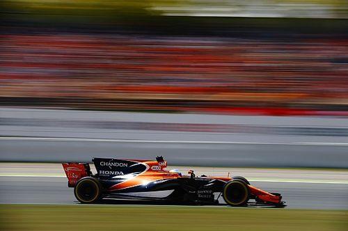 """Alonso tevreden met P12 in Spanje: """"Blij met dit weekend"""""""