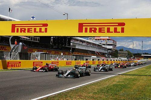 Stats Pirelli - Quand les pneus F1 font 2,5 fois le tour de la Terre