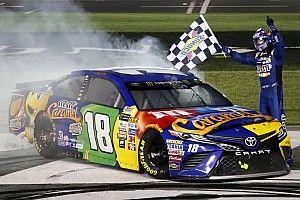 Kyle Busch earns first NASCAR All-Star Race win
