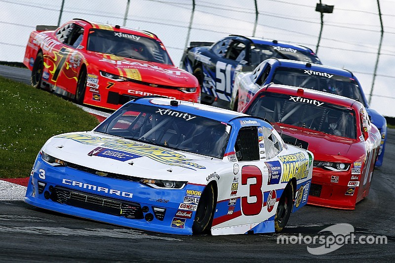 2019 Michigan/Mid-Ohio NASCAR weekend schedules