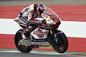 Navarro retained by Gresini Moto2 team for 2018