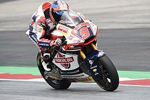 Jorge Navarro con Gresini in Moto2 anche per il 2018