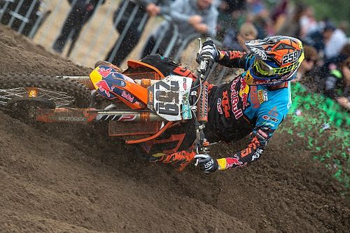 MXGP Lommel: Coldenhoff voert warm-up aan
