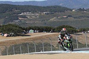 Superbike-WM WorldSBK: Jonathan Rea gewinnt Lauf 2 in Laguna Seca