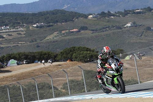 Laguna Seca WSBK: Rea takes dominant win from eighth on grid