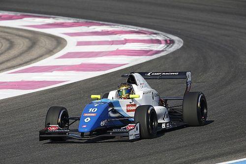 Robert Shwartzman en pole au Circuit Paul Ricard