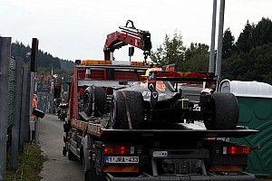 Horner clama contra Renault por sus motores