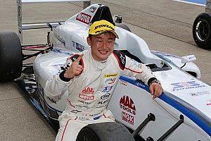 【FIA-F4】第11戦鈴鹿:角田裕毅が今季3勝目。宮田莉朋が2位表彰台
