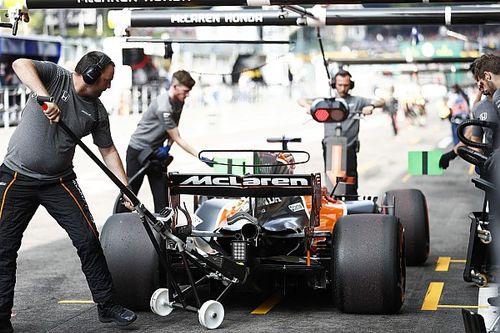 Giallo Alonso: si è ritirato, ma non c'erano problemi al motore Honda