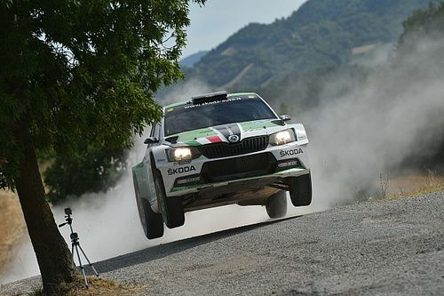Umberto Scandola domina un Rally di San Marino mozzafiato