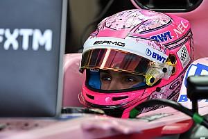 Formule 1 Actualités Ocon :