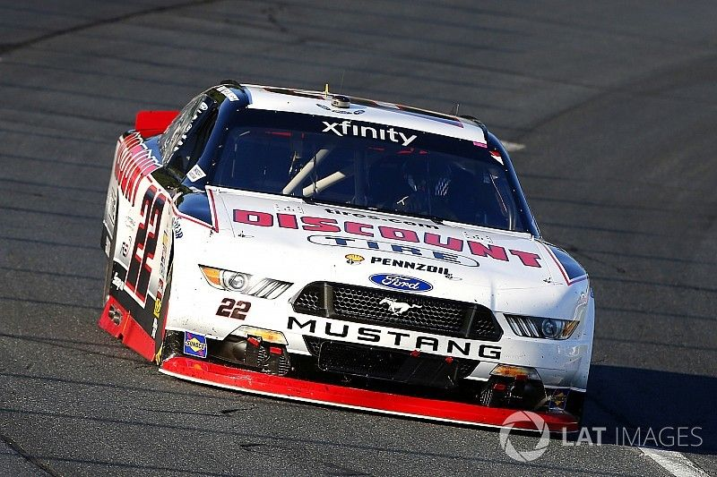 """Keselowski hopes """"we can find a good balance"""" with Cup driver limits"""