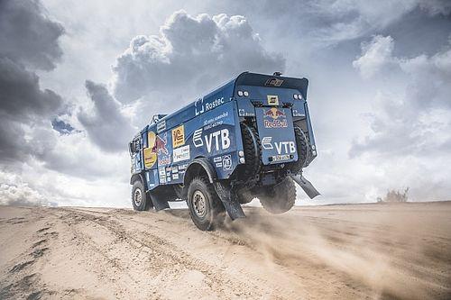 Dakar 2017, Stage 8: Van den Brink wins, Sotnikov retakes lead