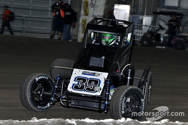 Chili Bowl Nationals: Justin Grant wins Friday night qualifier