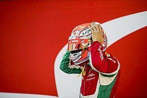 Fuoco pierde la primera fila en Bahrein