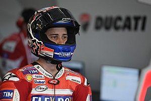 Dovizioso usul perubahan format latihan MotoGP