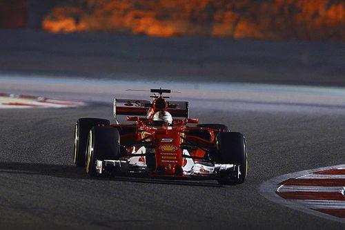 Vettel ne s'attendait pas à un tel écart
