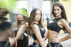 Grid Girls embelezam Corrida do Milhão e MotoGP na Alemanha