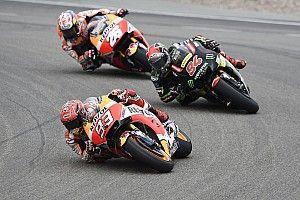 MotoGP-Fahrer Marquez, Rossi & Folger einig: 20 Rennen wäre Maximum