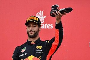 GALERÍA: las victorias de Ricciardo en la F1
