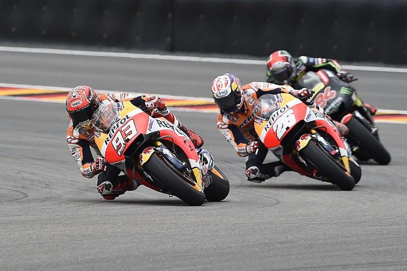 Los horarios del Gran Premio de Alemania de MotoGP