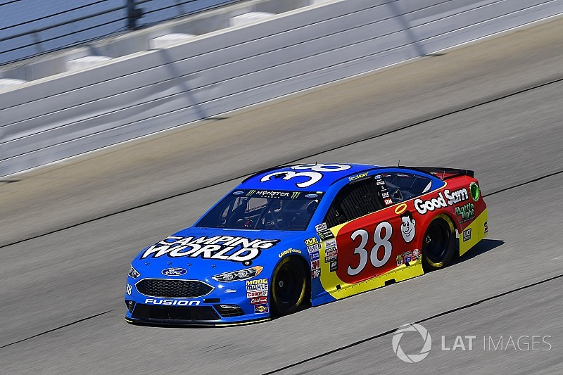 "David Ragan believes he and FRM are ready to ""elevate our game"""