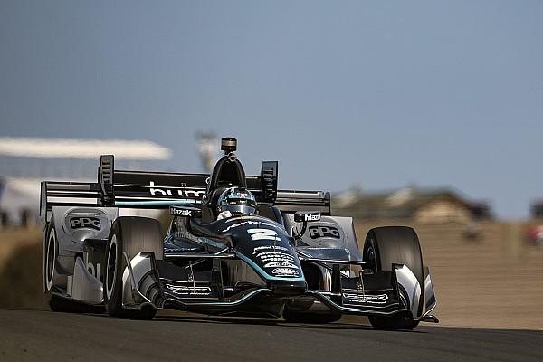 IndyCar Com recorde da pista, Newgarden é pole em Sonoma; Helio é 4º