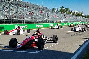 Parker Thompson wins second Formula 1600 race at Canadian GP