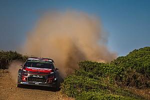 WRC 速報ニュース 【WRC】ミケルセン、ミーク欠場に心を痛めるもマシンの