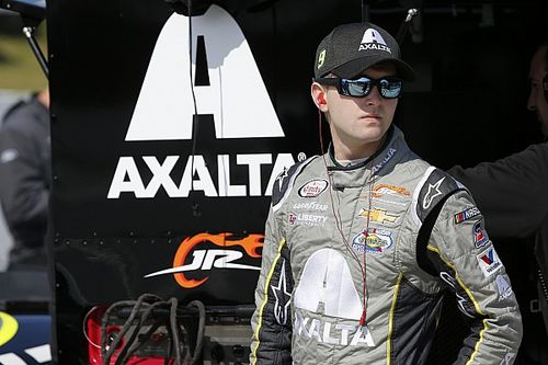 William Byron logra su primer triunfo en Xfinity