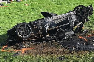 Panitia Hillclimb dijatuhi denda setelah kecelakaan Richard Hammond