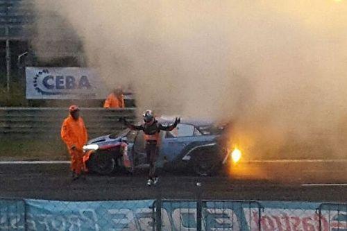 Sordo rompe il motore in finale: a Rossi anche il Masters' Show di Monza!