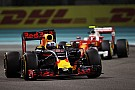 Red Bull thought one stop was not possible for Ricciardo