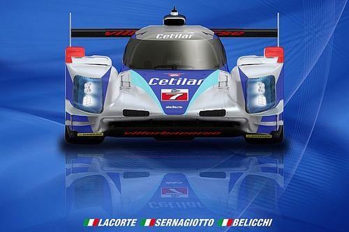 Il team Villorba Corse sarà al via della 24 Ore di Le Mans 2017