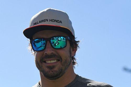 """Alonso start zevende in GP van Spanje: """"Dit was een perfecte dag"""""""