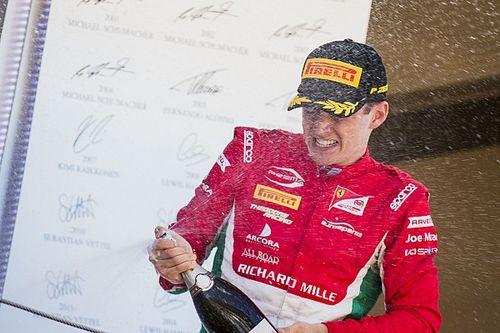 Kolom Leclerc: Kemenangan Barcelona jadi awal sempurna di F2