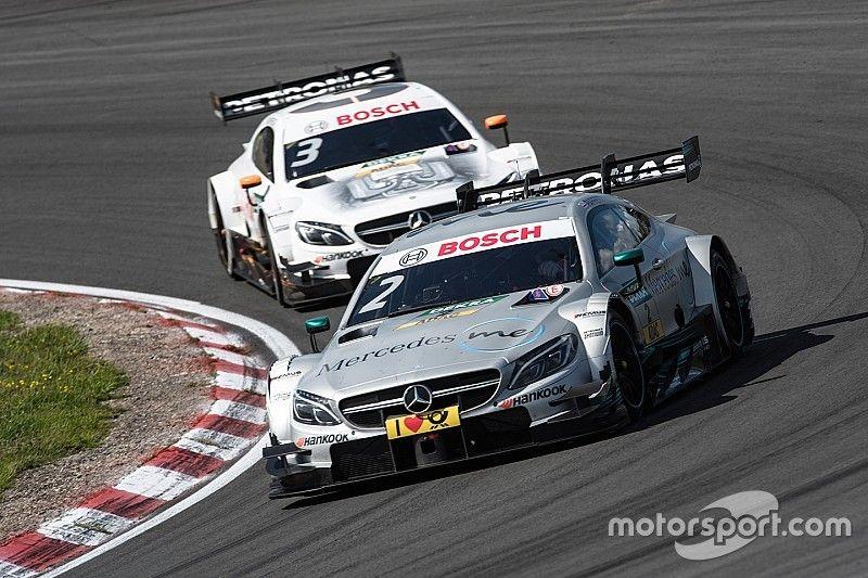 Mercedes prêt à conserver ses pilotes DTM après son départ