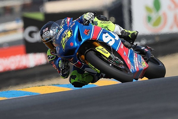Bike Dos nuevos podios afianzan a Toni Elías en el liderato de MotoAmerica