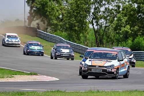 Chennai Ameo Cup: Karminder continues to impress with Race 3 win