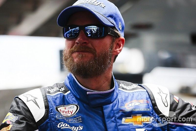 """Dale Jr. has a """"little itch to scratch"""" in racing return at Richmond"""