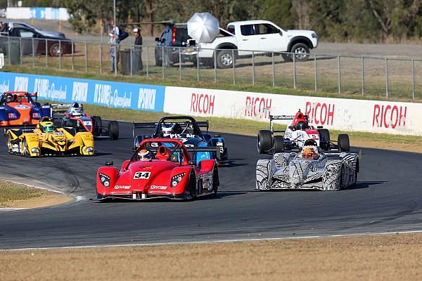 Endurance Sixteen car field for first Aussie prototype round