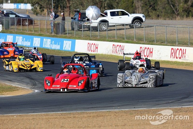Sixteen car field for first Aussie prototype round